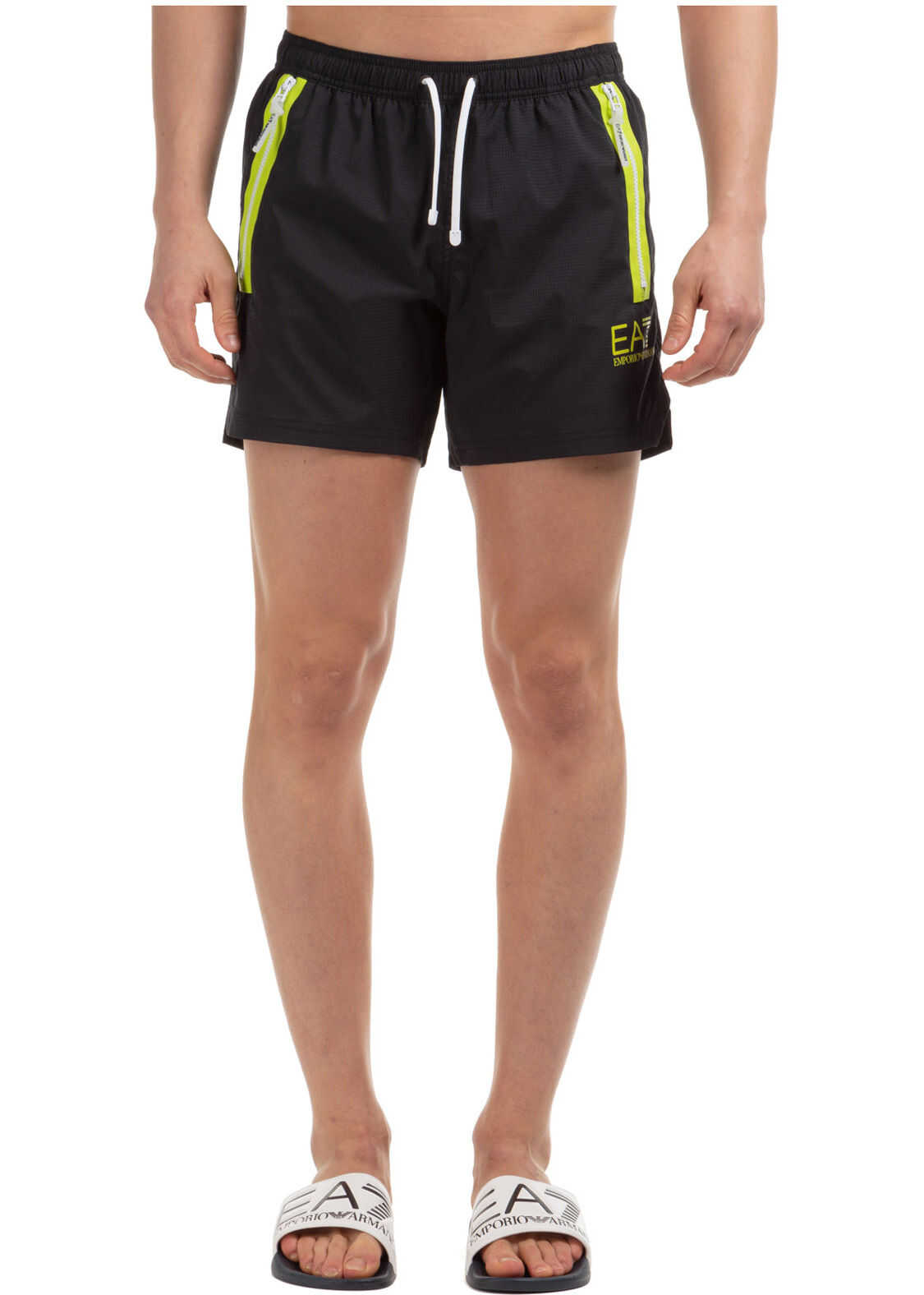 EA7 Swimming Suit Black