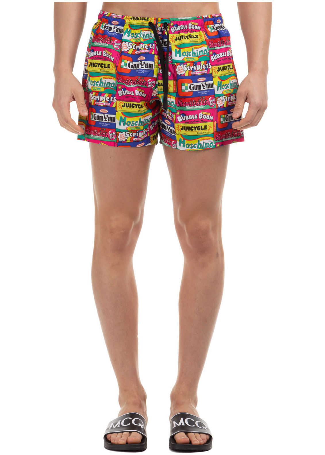Moschino Swimming Suit Pink