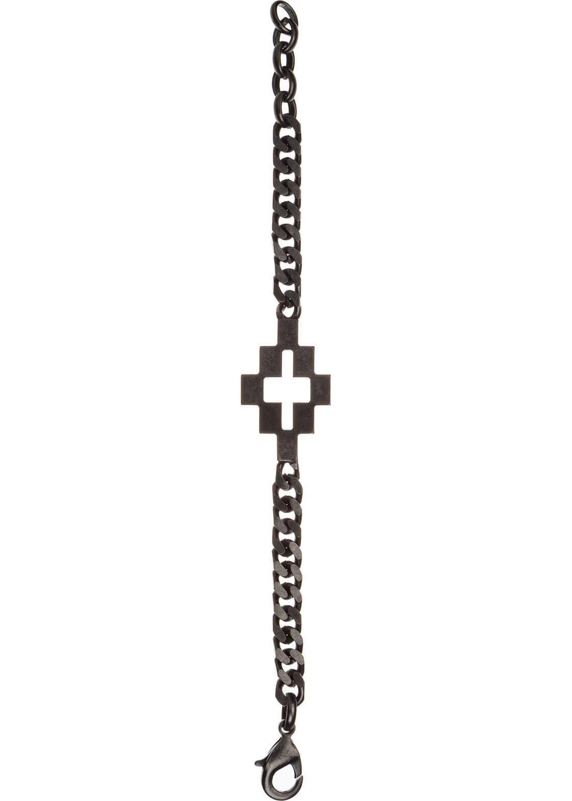 Marcelo Burlon Bracelet Cross Black
