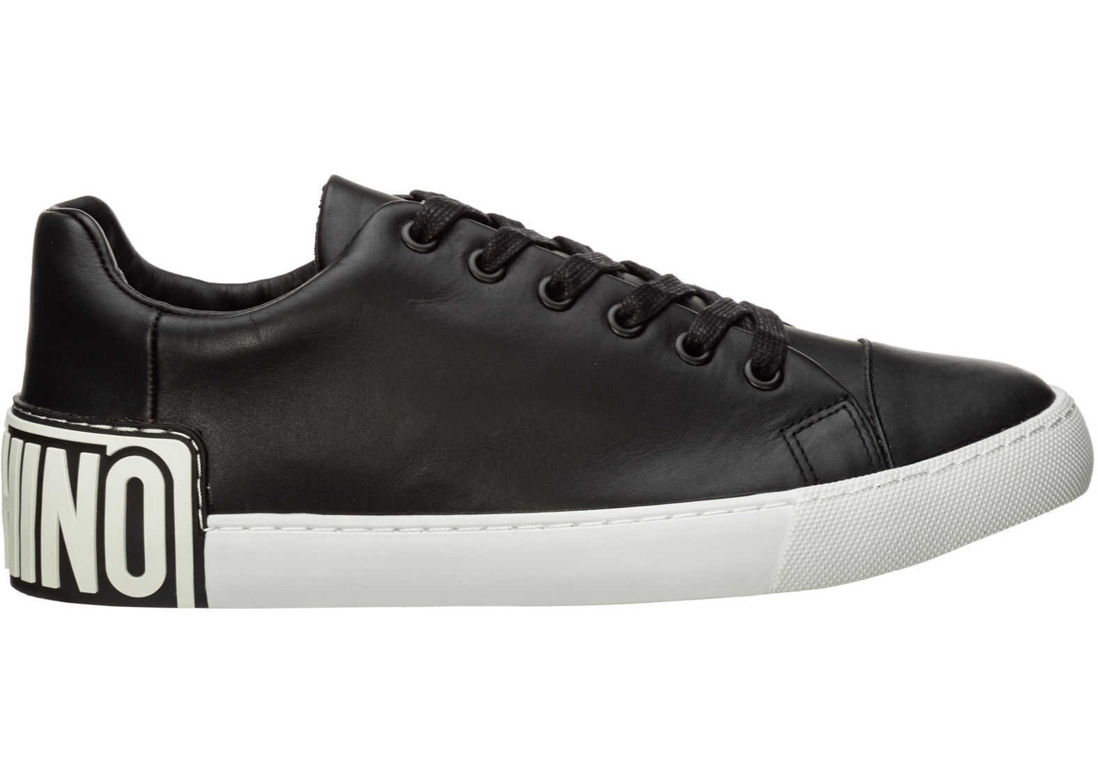 Moschino Trainers Sneakers Black