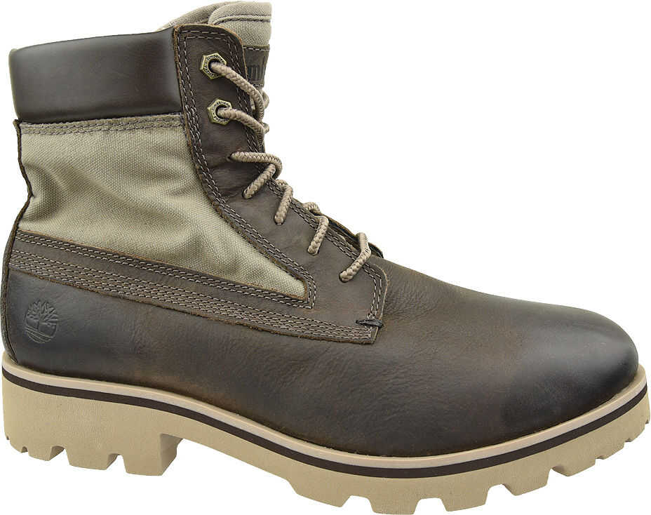 Timberland Raw Tribe Boot Brown