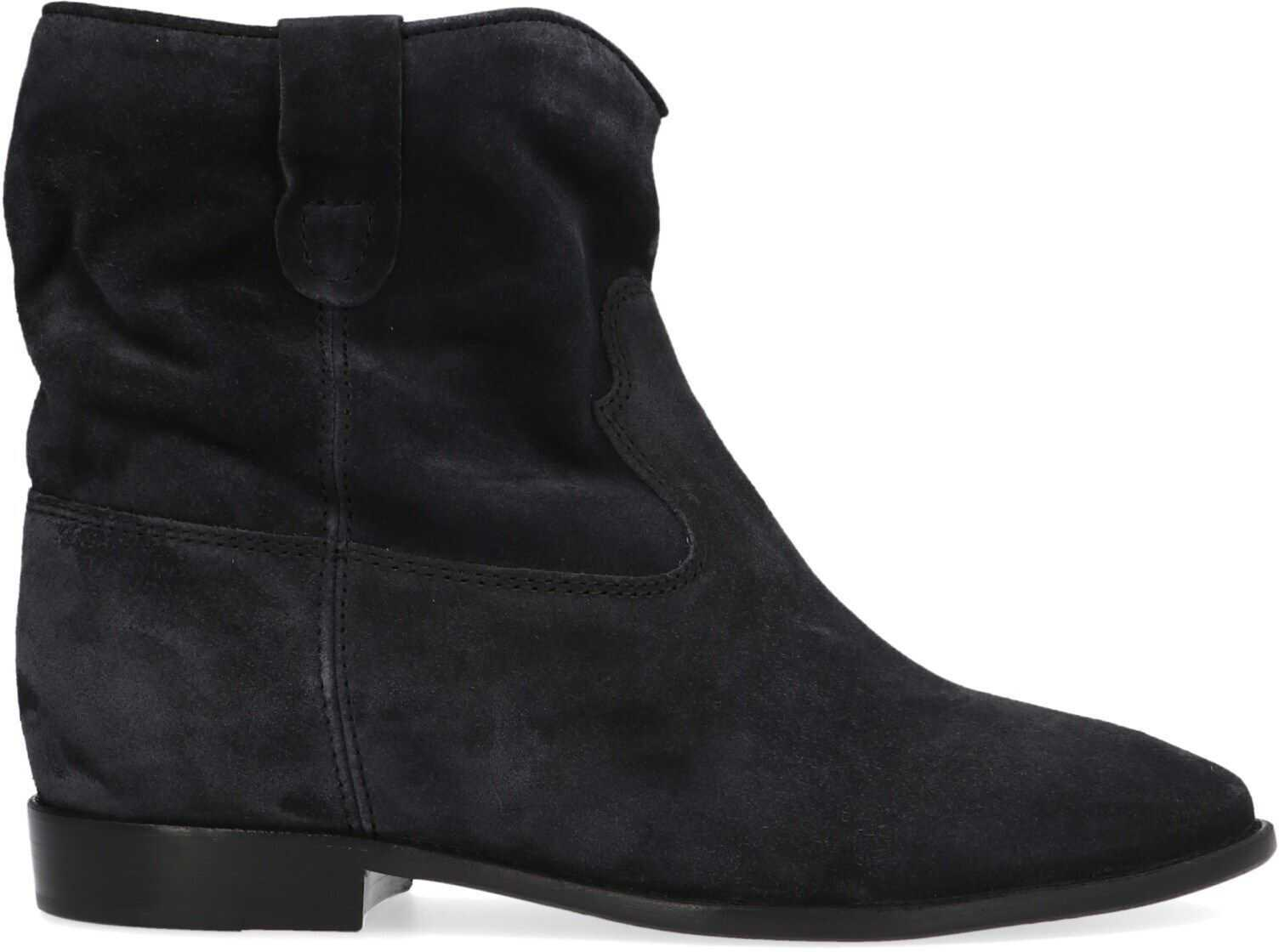 Isabel Marant Suede Ankle Boots GREY