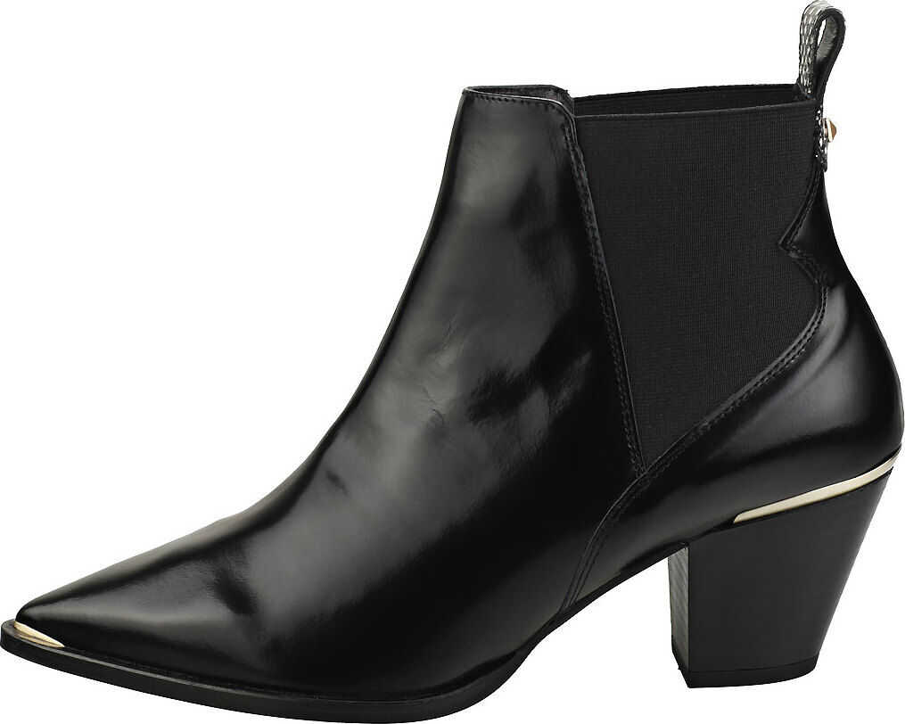 Ted Baker Rilanni Ankle Boots In Black Black