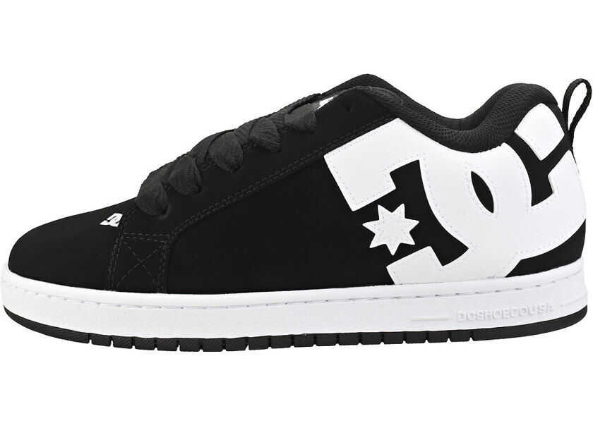 stiluri noi vânzare intra online Tenisi DC Court Graffik Skate Trainers In Black Black Barbati - Boutique  Mall Romania