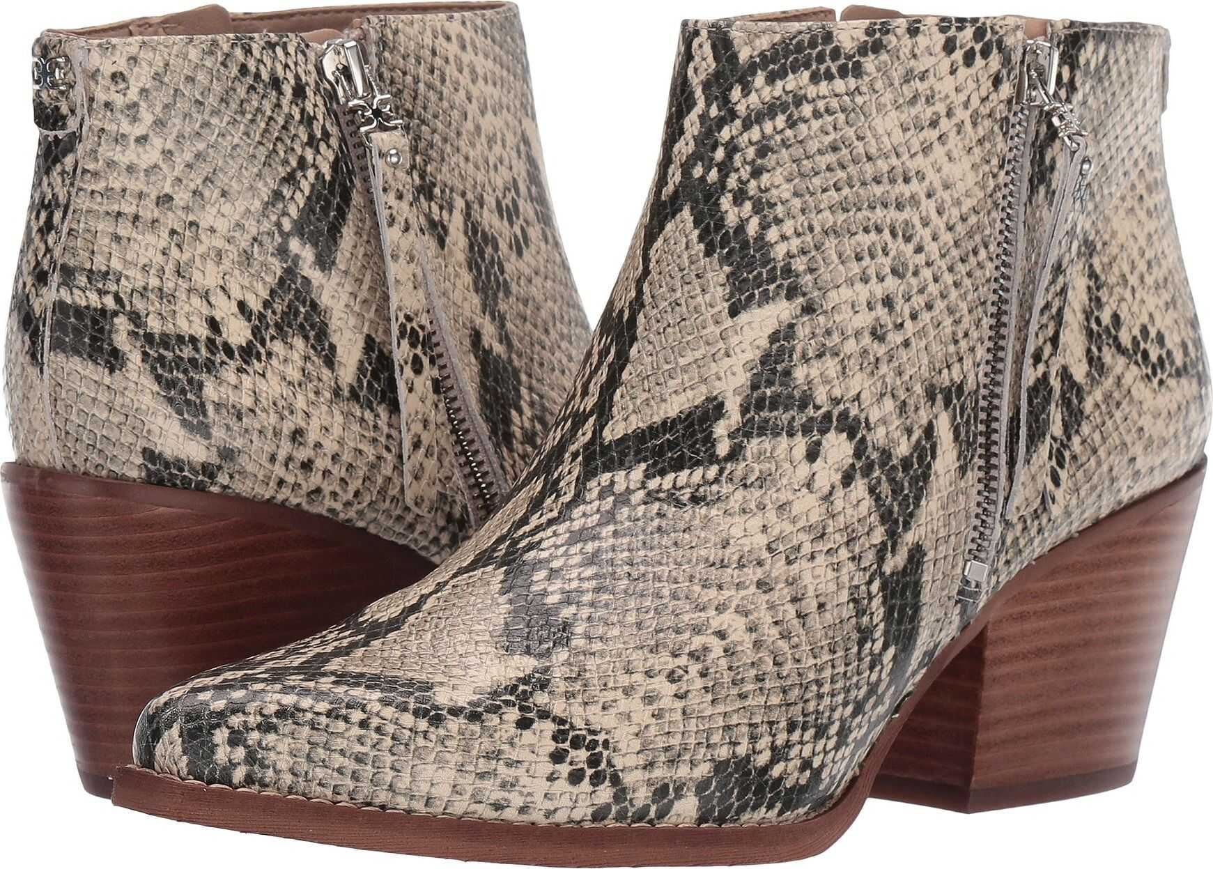 Sam Edelman Walden Beach Multi Pacific Snake Leather
