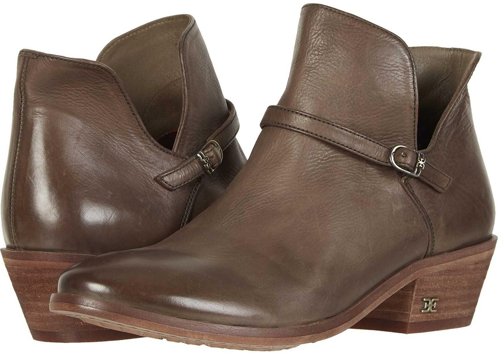Sam Edelman Palmer Olive Veg Calf Leather