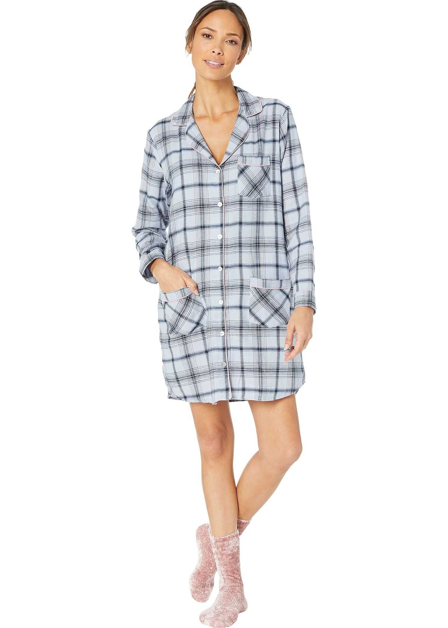 UGG Laura Sleep Dress and Sock Set Fresh Air Plaid