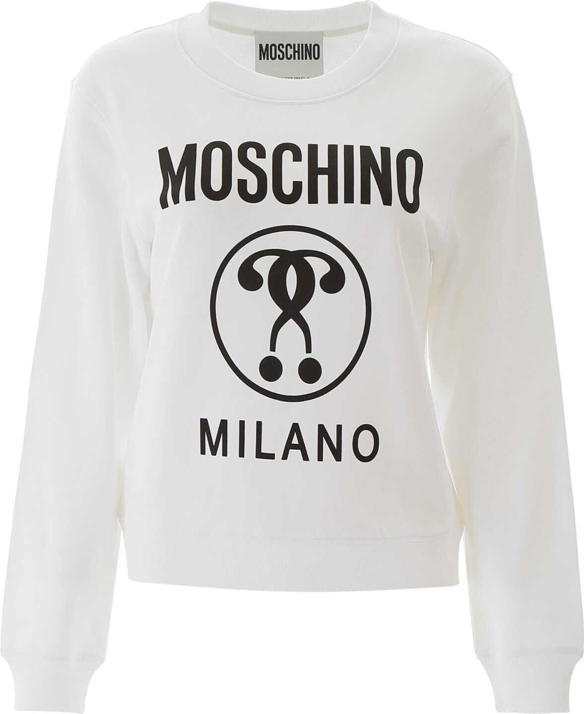 Moschino A1719 527 FANTASIA BIANCO