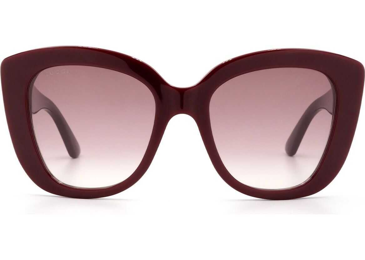 Gucci Acetate Sunglasses RED