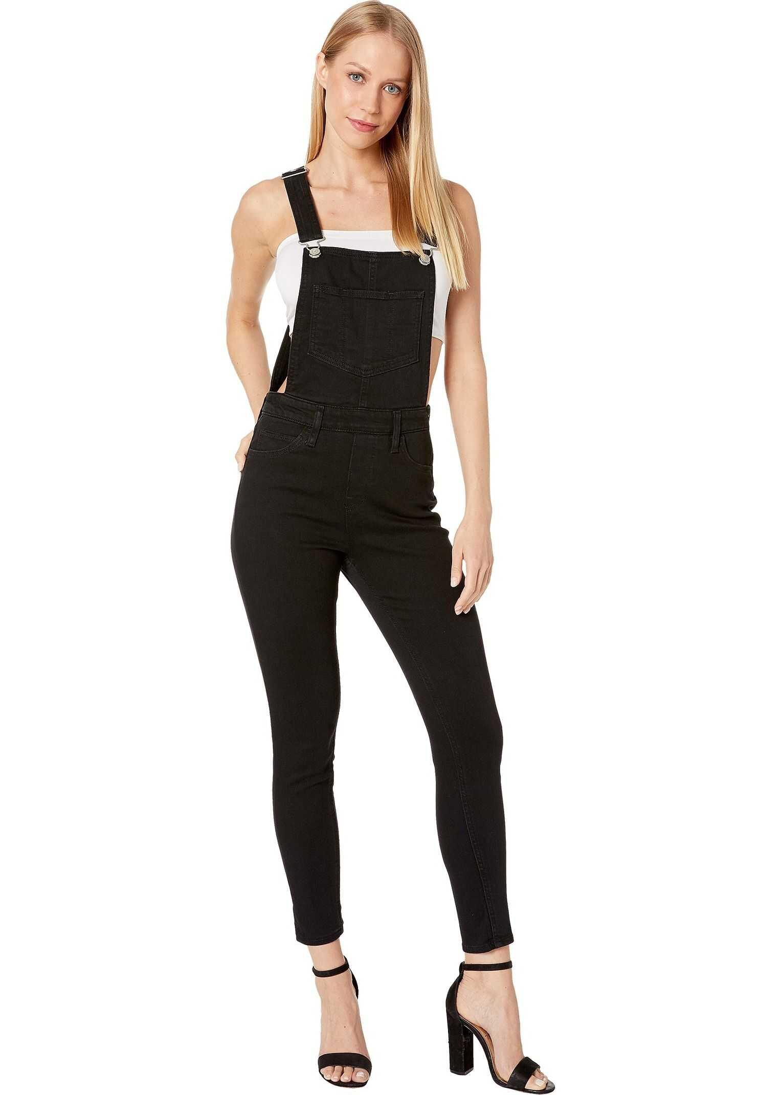 Levi`s® Skinny Overall Soft Black