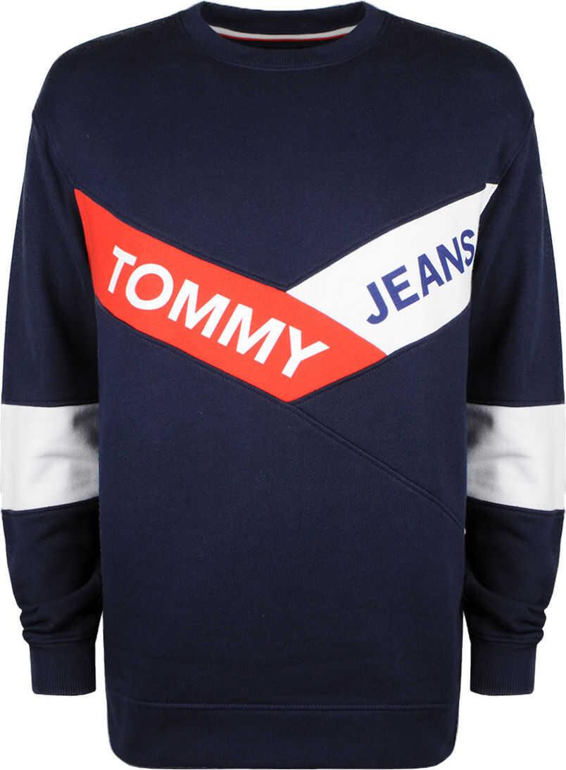 Tommy Hilfiger TJM Chevron DM0DM06041 Granatowy imagine
