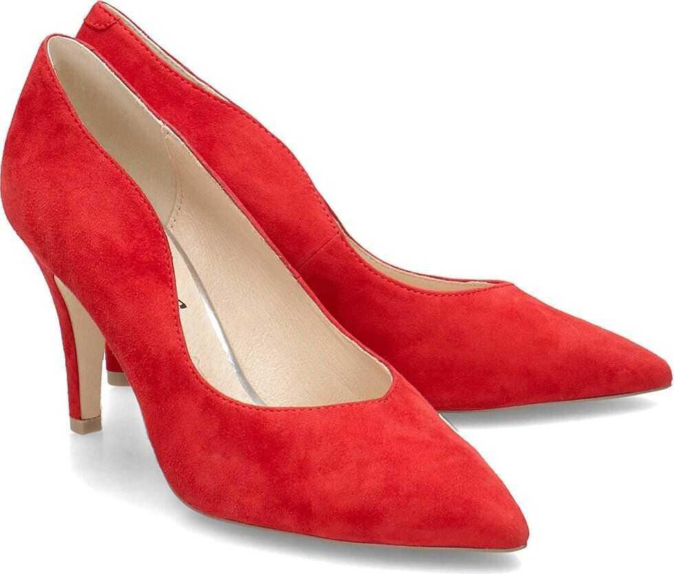 Caprice 9 Czerwony