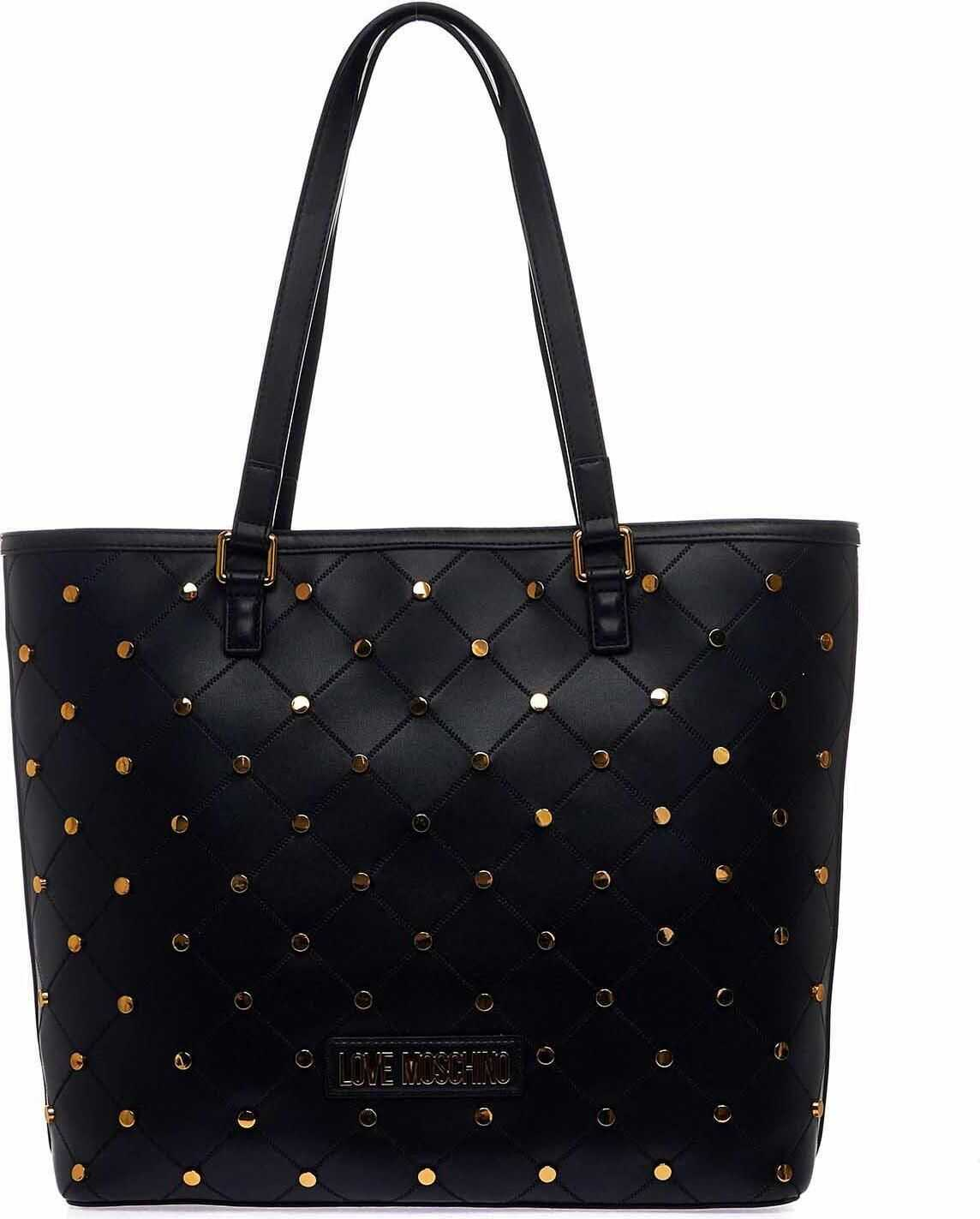LOVE Moschino Shopper Black
