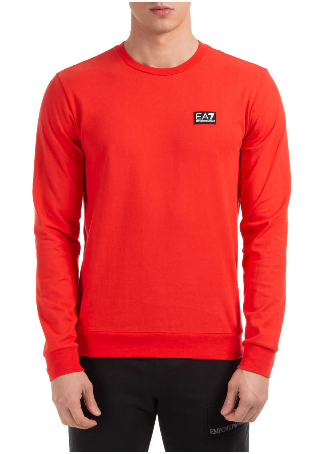EA7 Sweatshirt Sweat Red