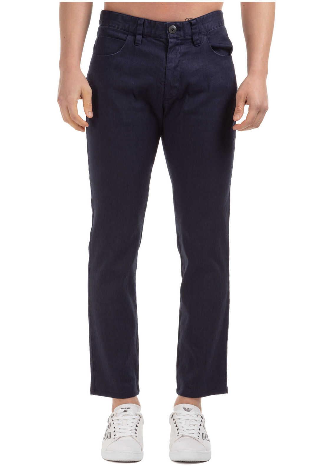 Emporio Armani Jeans Denim Blue