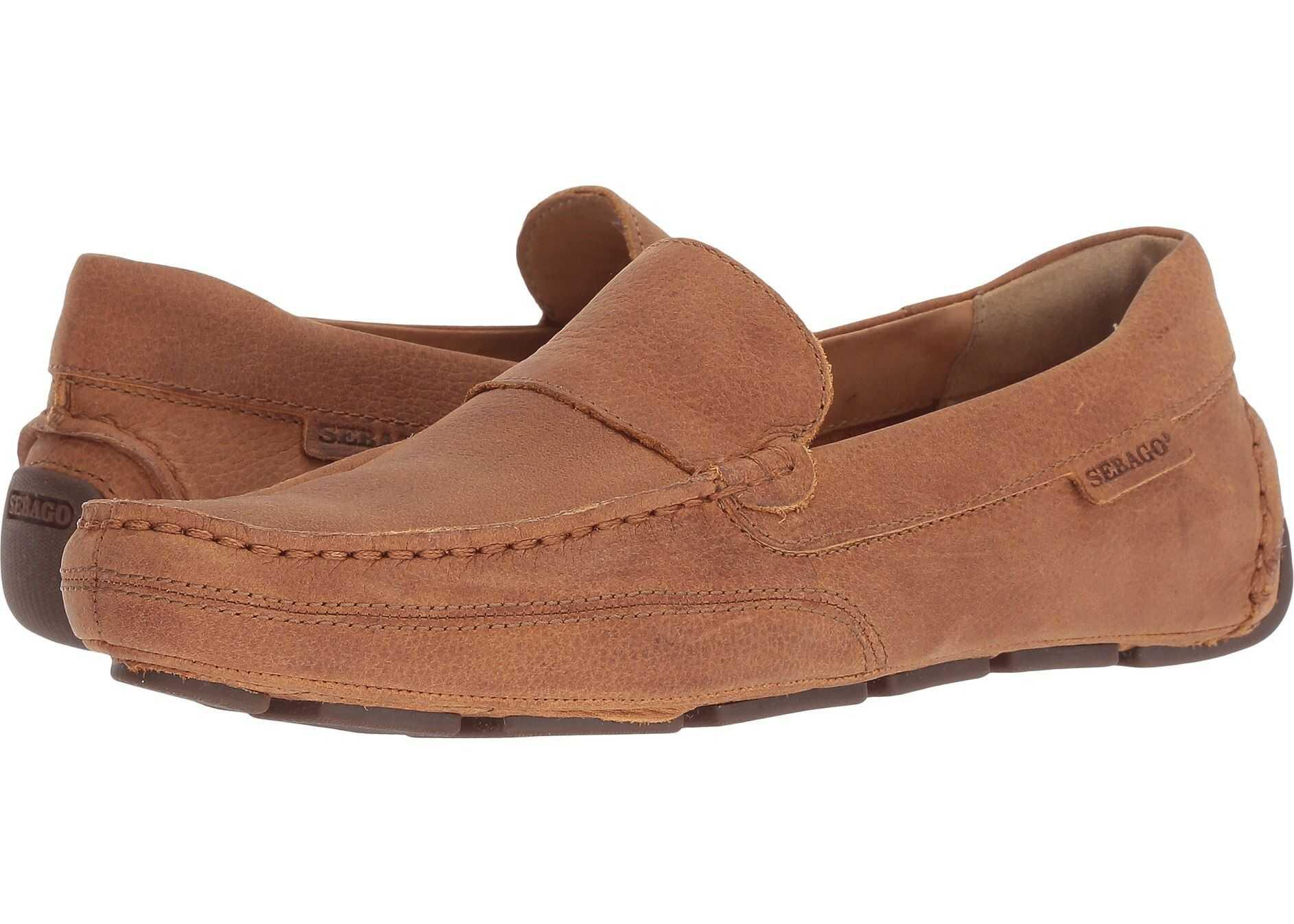 Sebago Kedge Venetian Tan Leather