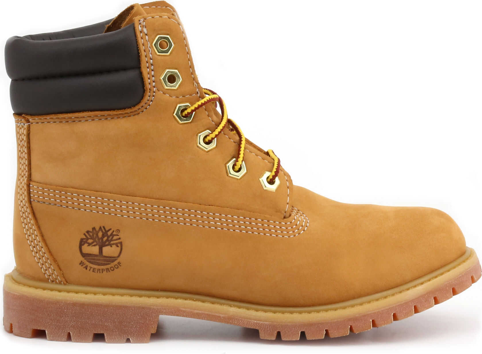 Timberland 6In-Dbl-Collar* BROWN