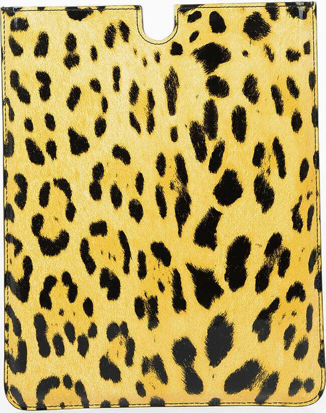 Leopard Printed Tablet Case thumbnail