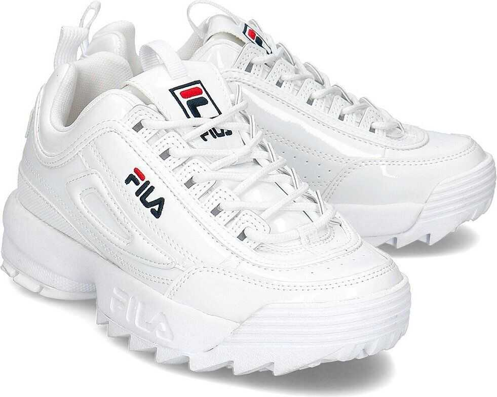 Fila Disruptor P Low* Biały