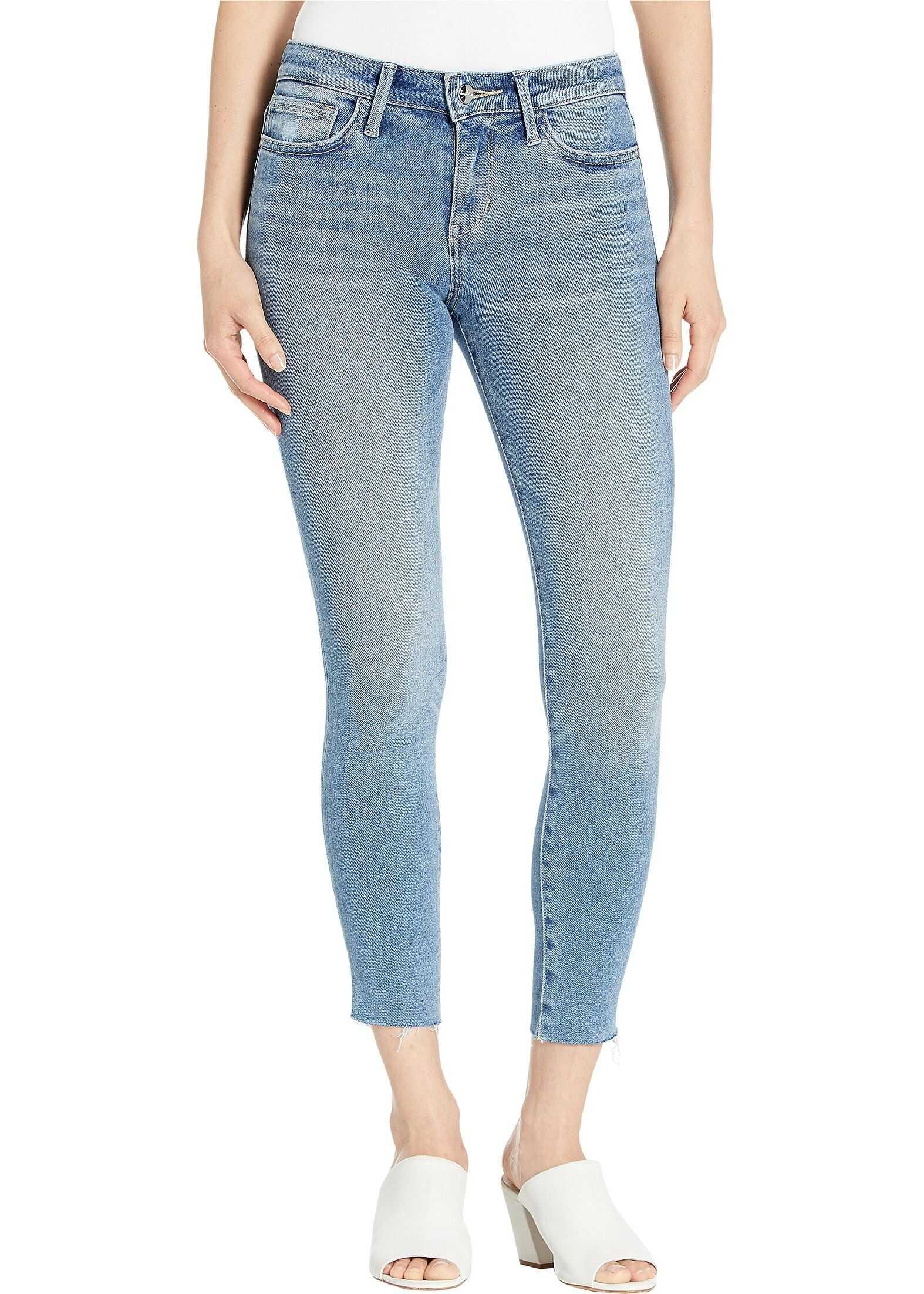 Sam Edelman Kitten Crop Jeans in Jameel Jameel