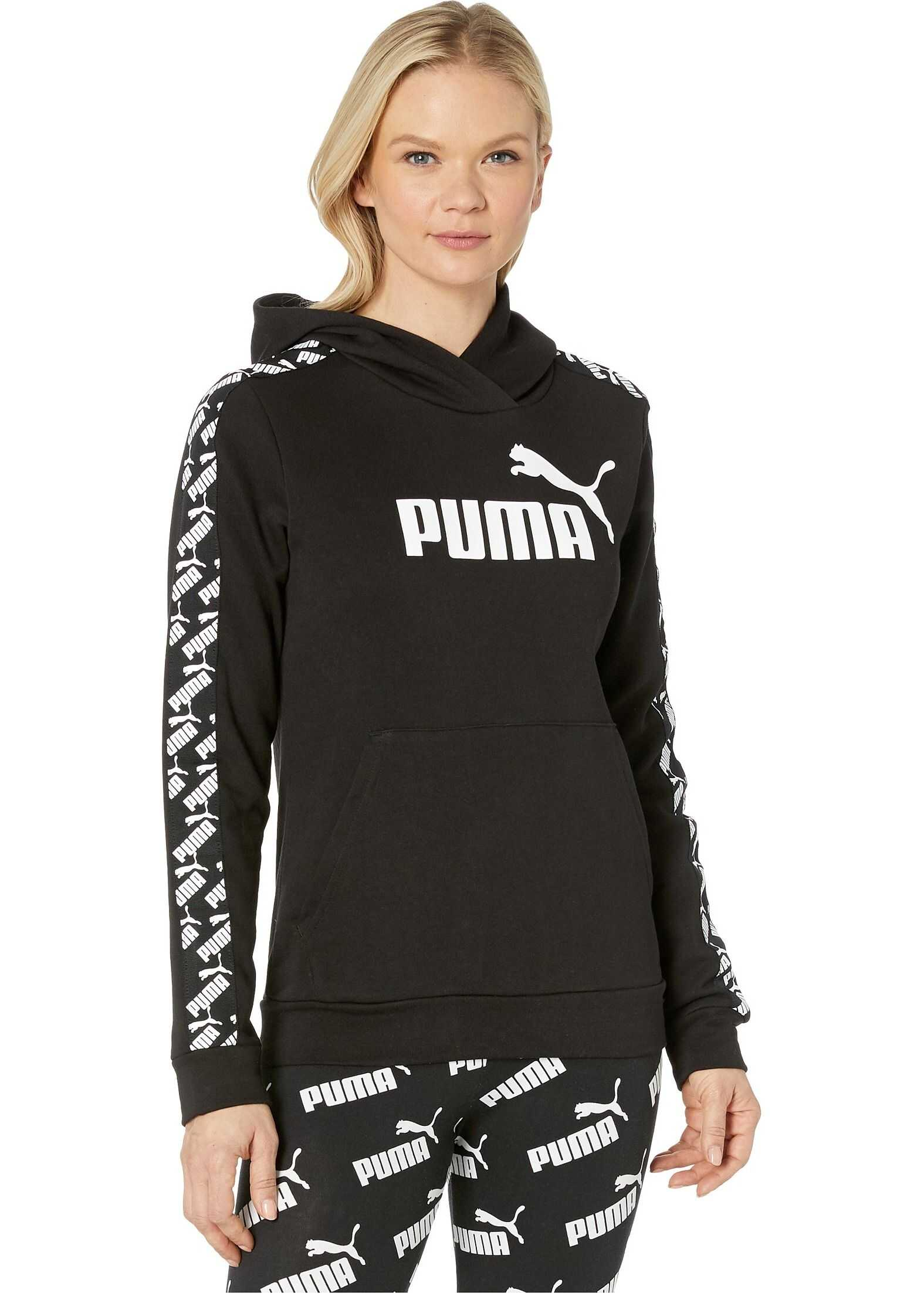 PUMA Amplified Hoodie PUMA Black