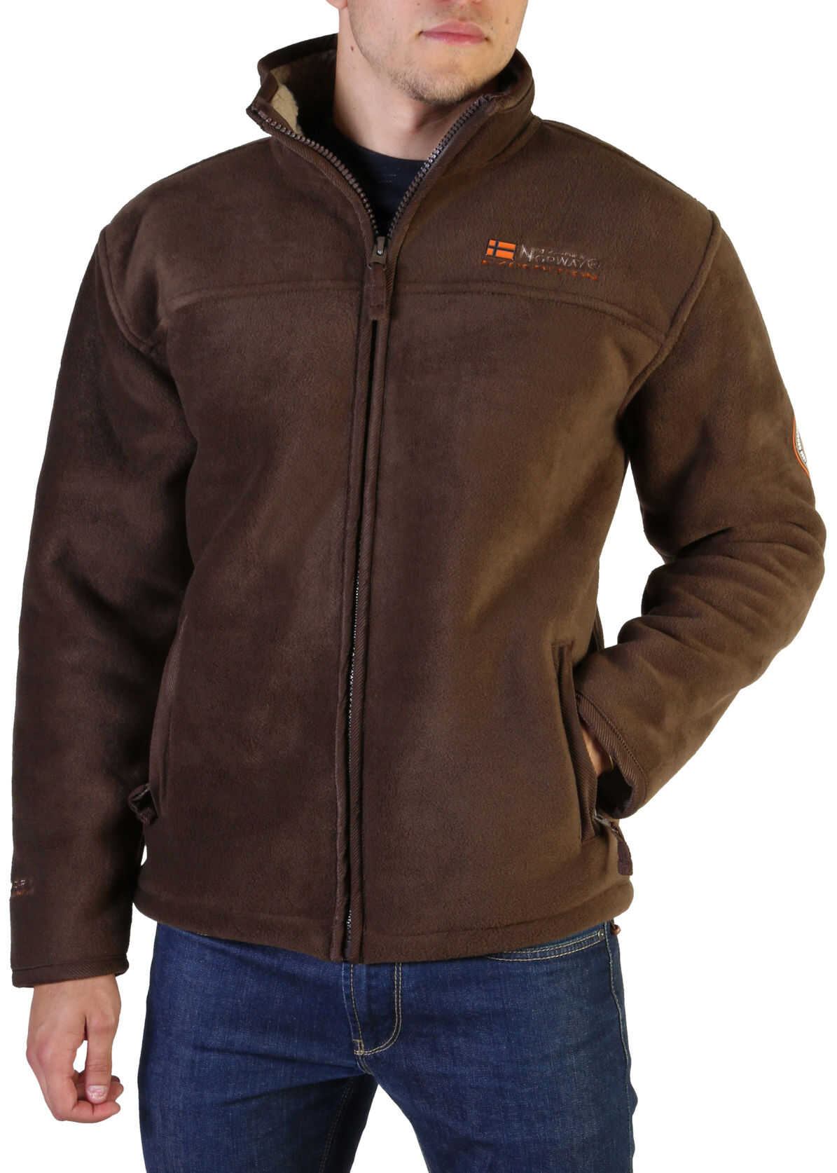 Geographical Norway Usine_Man* BROWN