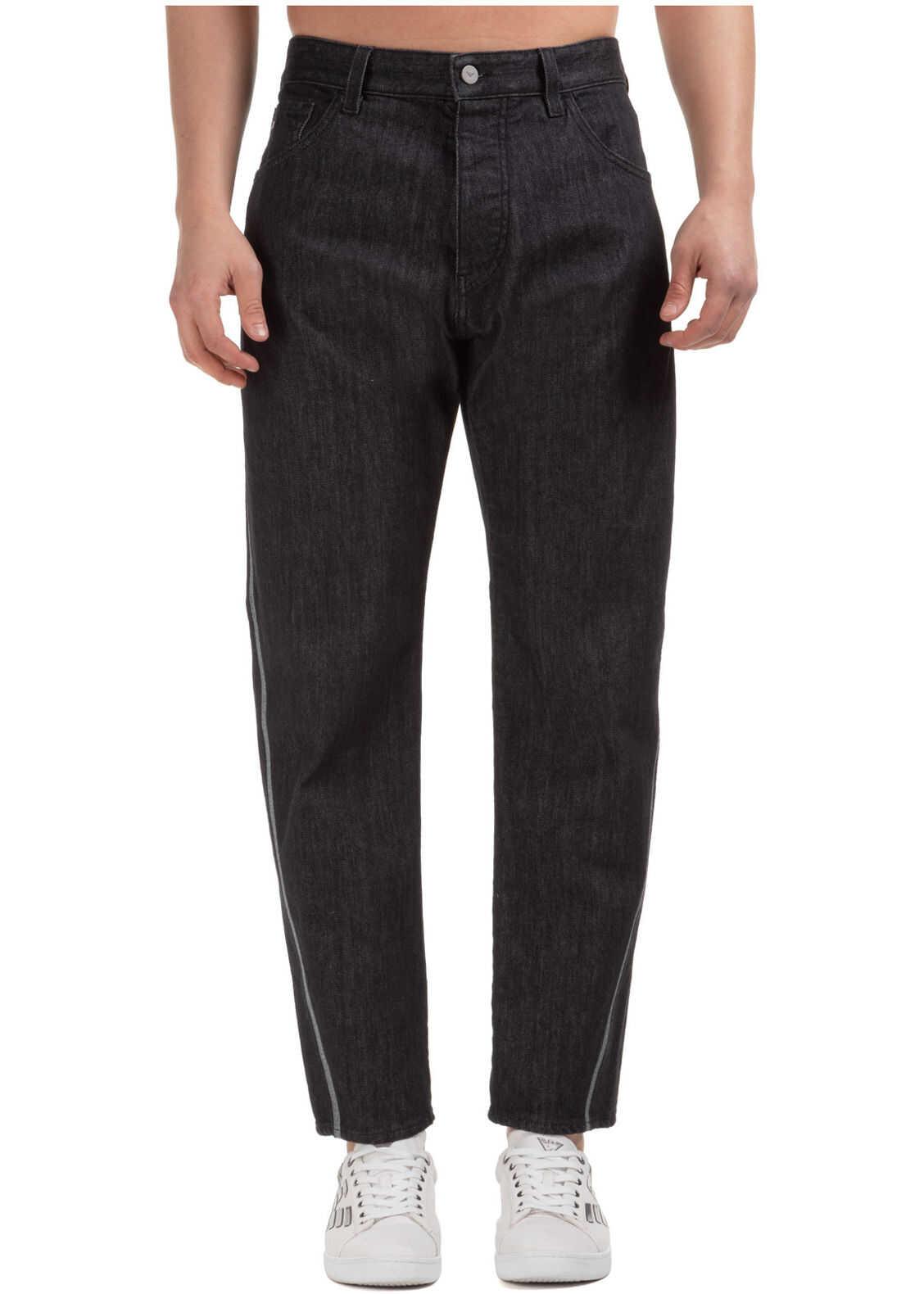 Emporio Armani Jeans Denim Black