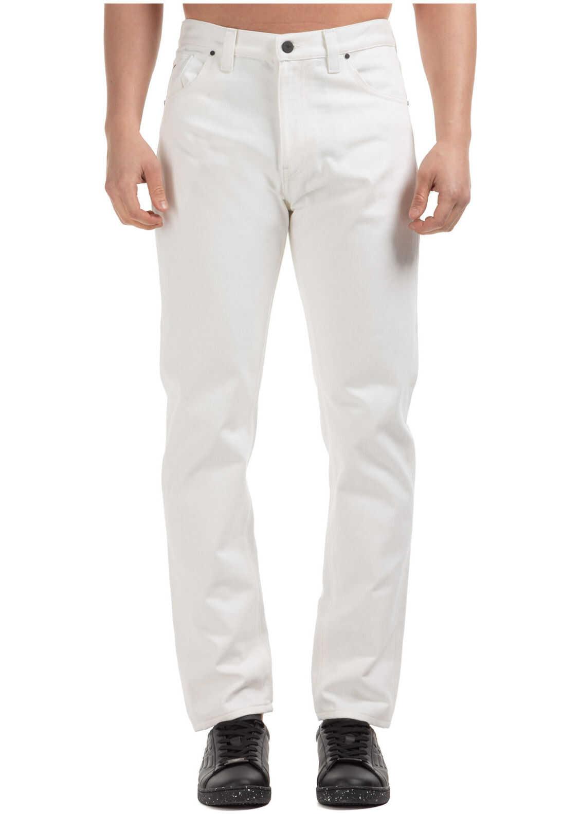 Emporio Armani Jeans Denim White