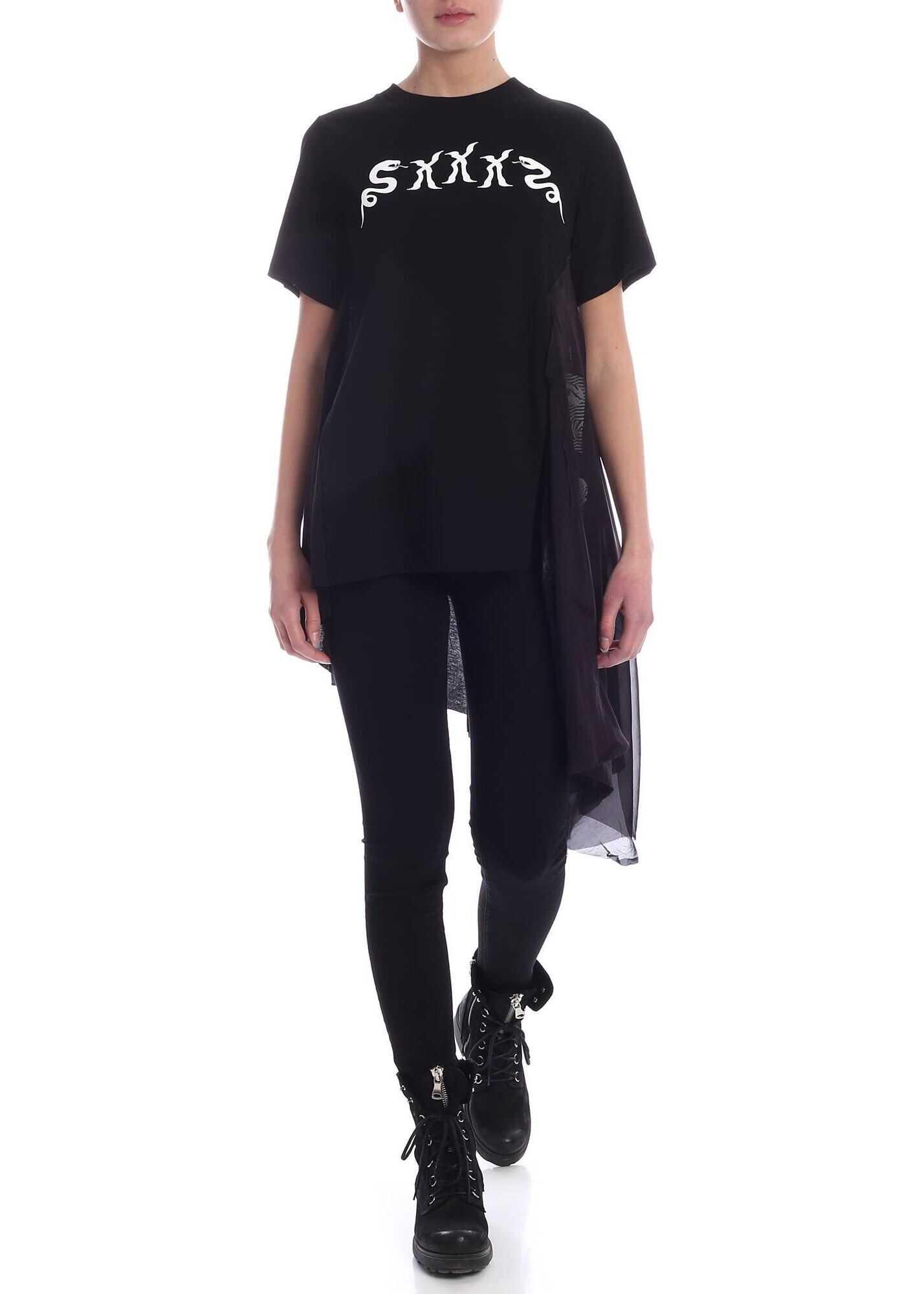 Diesel Seth T-Shirt In Black Black