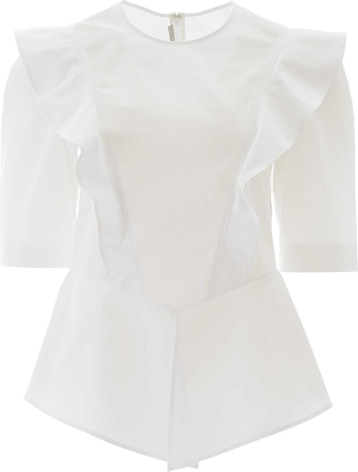 adidas by Stella McCartney 599865 SMA90 PURE WHITE