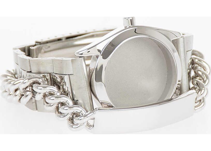 Maison Margiela MM11 Brass Watch Bracelet SILVER