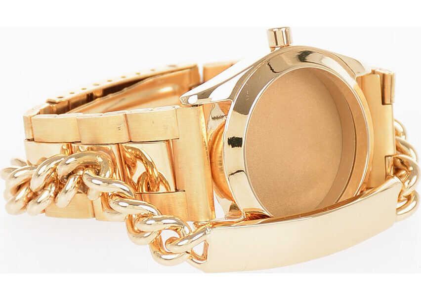Maison Margiela MM11 Brass Watch Bracelet GOLD
