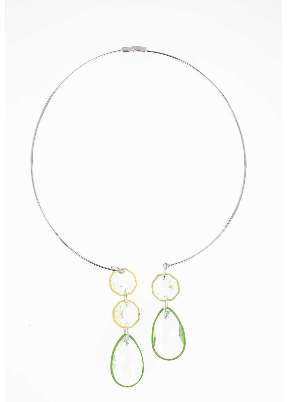 Maison Margiela MM11 Necklace with Pendant SILVER