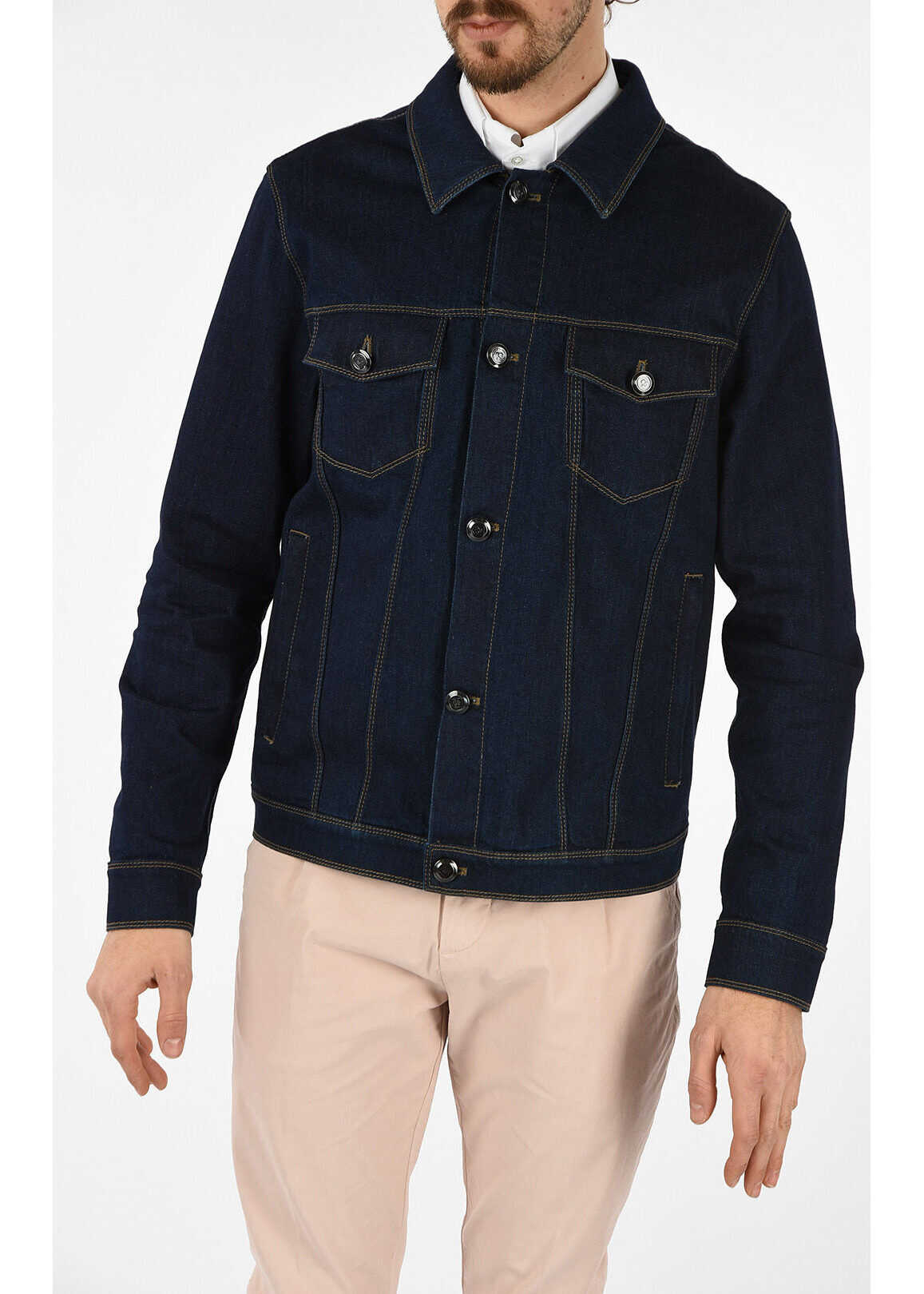 ID denim stretch jacket thumbnail