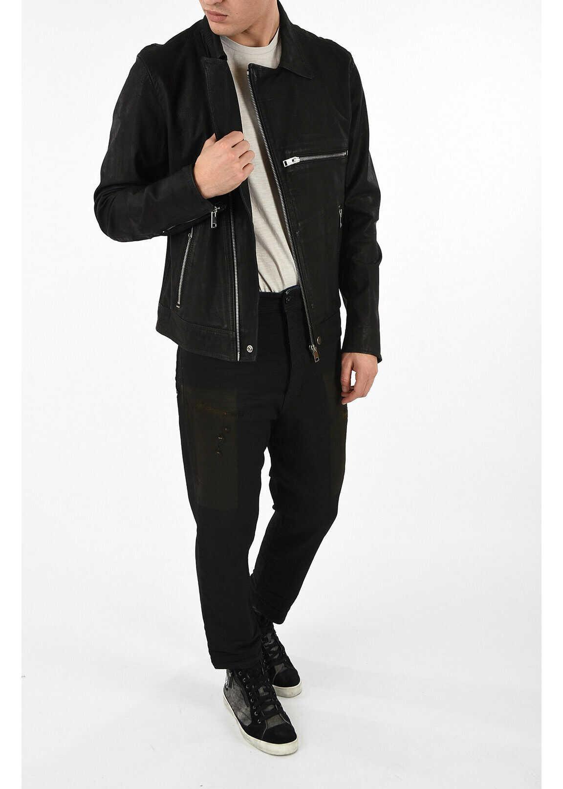 BLACK GOLD 17cm Slim Ft TYPE-2831 Jeans thumbnail