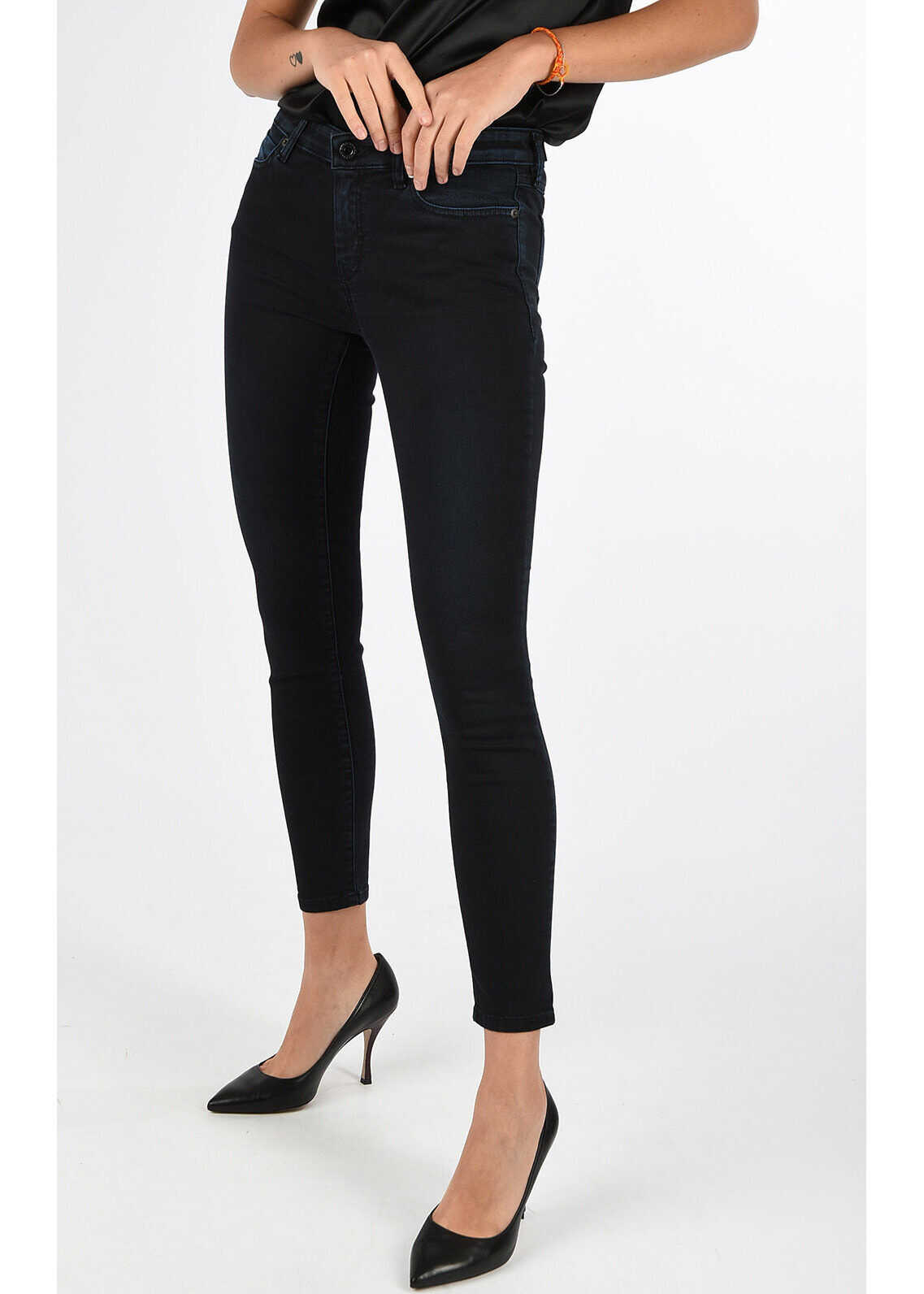 Diesel BLACK GOLD Skinny extra Stretch TYPE-161C Jeans BLUE