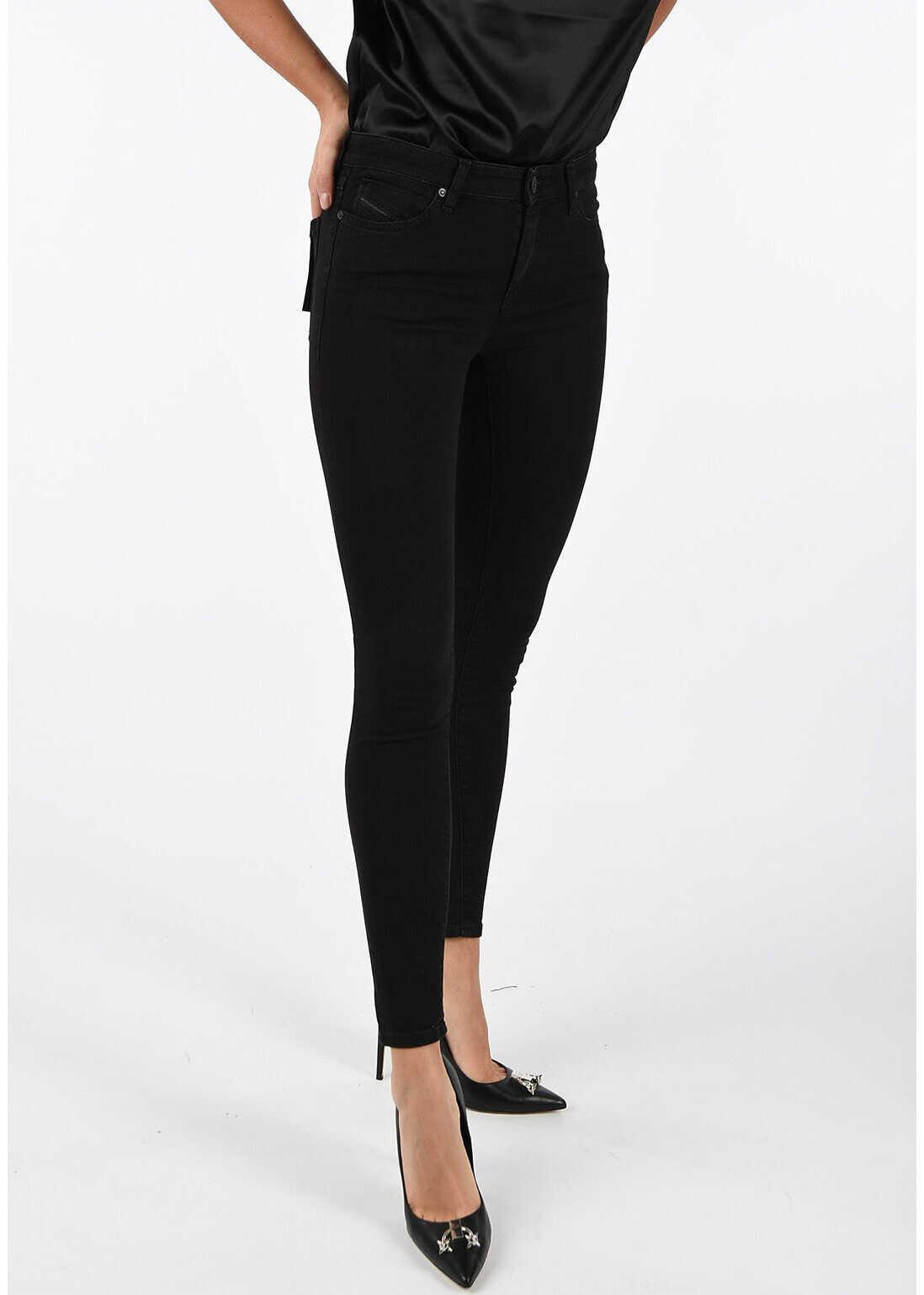 Diesel BLACK GOLD Skinny Fit TYPE-161C Jeans BLACK