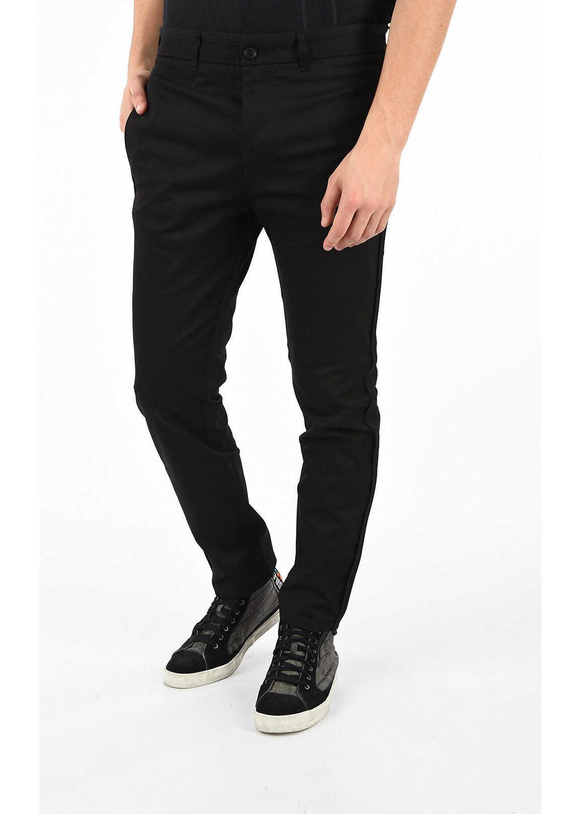 BLACK GOLD Stretch Cotton PARRISY Pants thumbnail