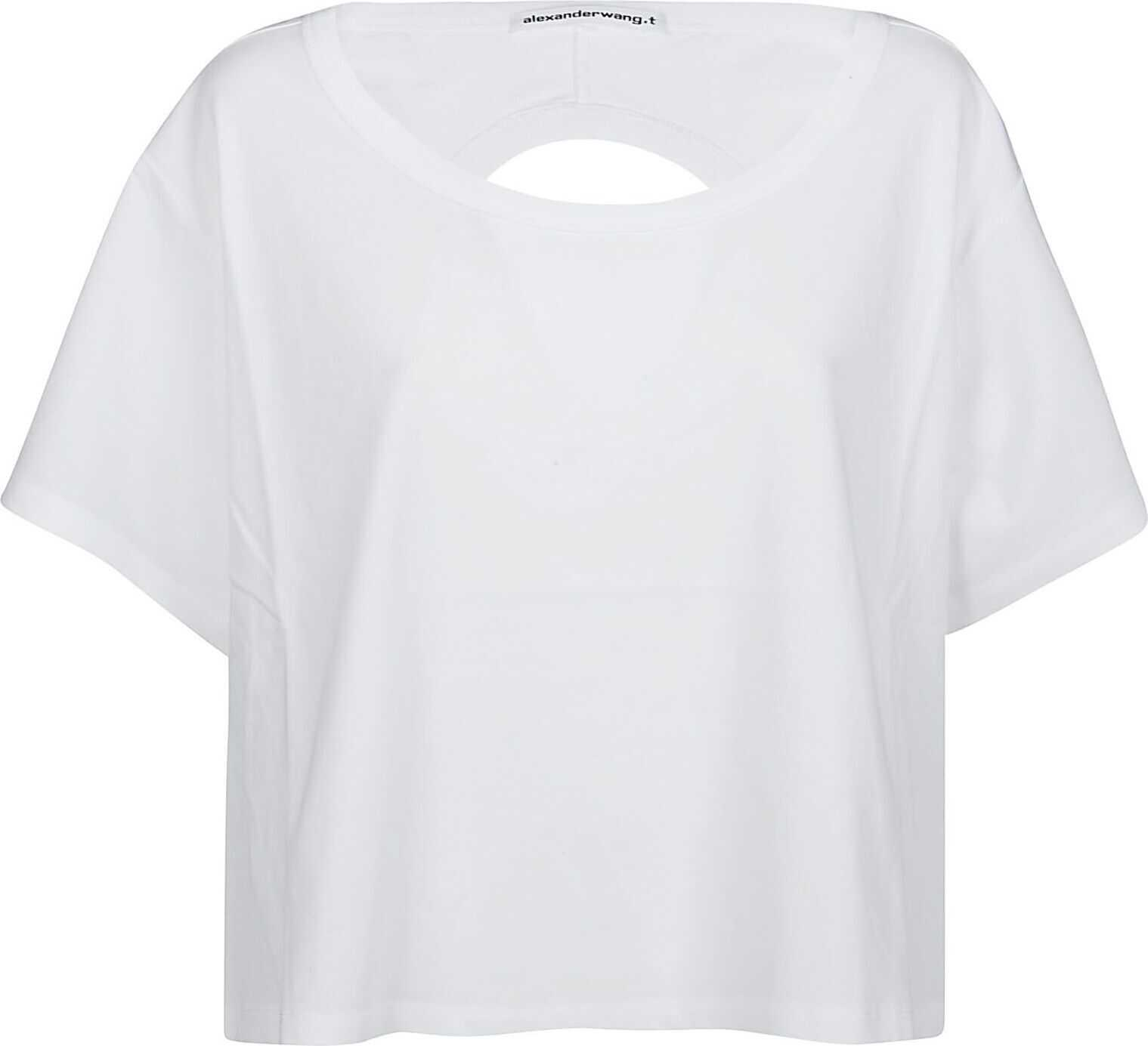 Alexander Wang Cotton Top WHITE
