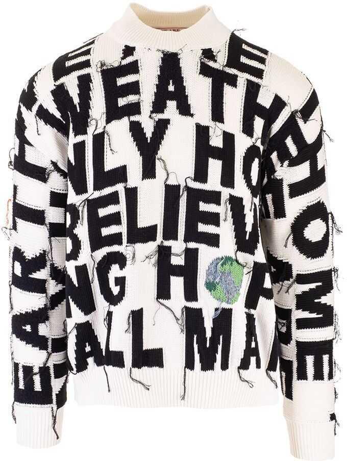 adidas by Stella McCartney Wool Sweater MULTICOLOR