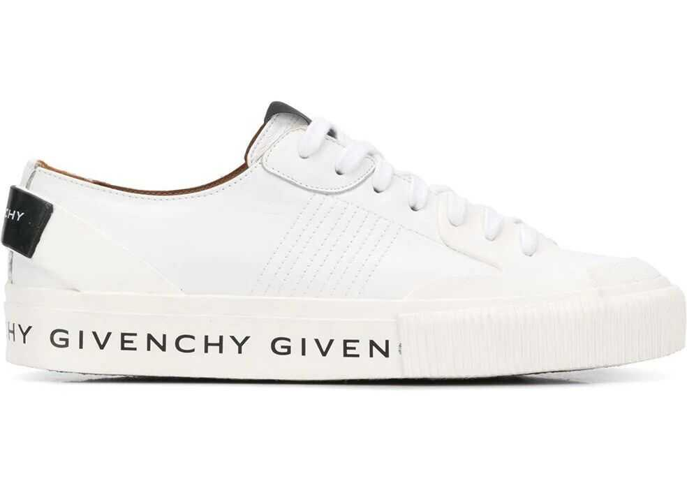 Givenchy Leather Sneakers WHITE
