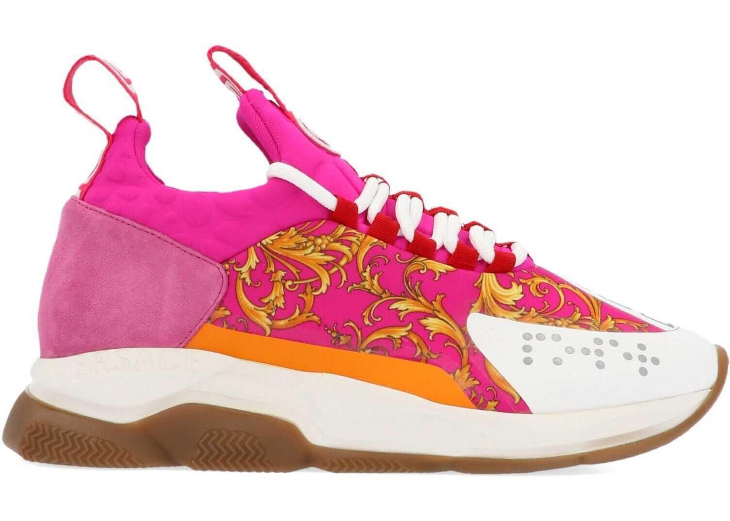Versace Polyamide Sneakers MULTICOLOR