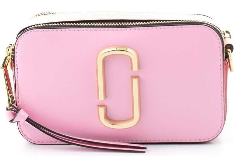 Marc Jacobs Leather Shoulder Bag PINK