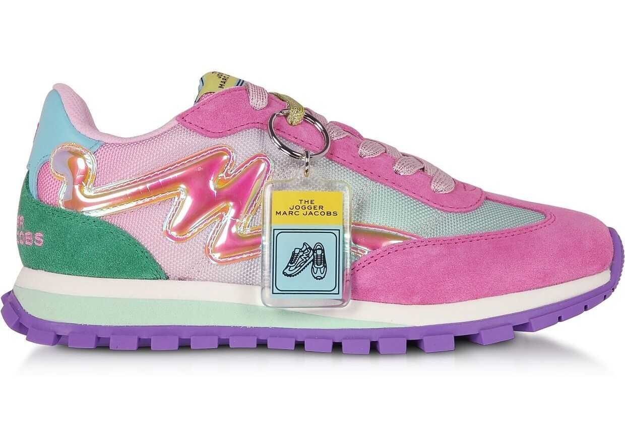 Marc Jacobs Polyamide Sneakers PINK