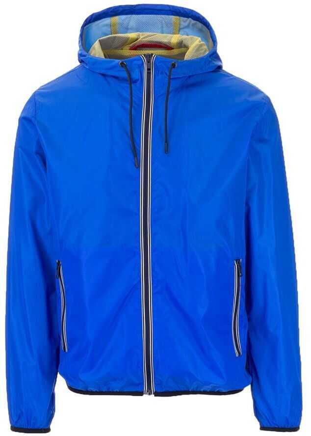 Fay Polyamide Outerwear Jacket LIGHT BLUE