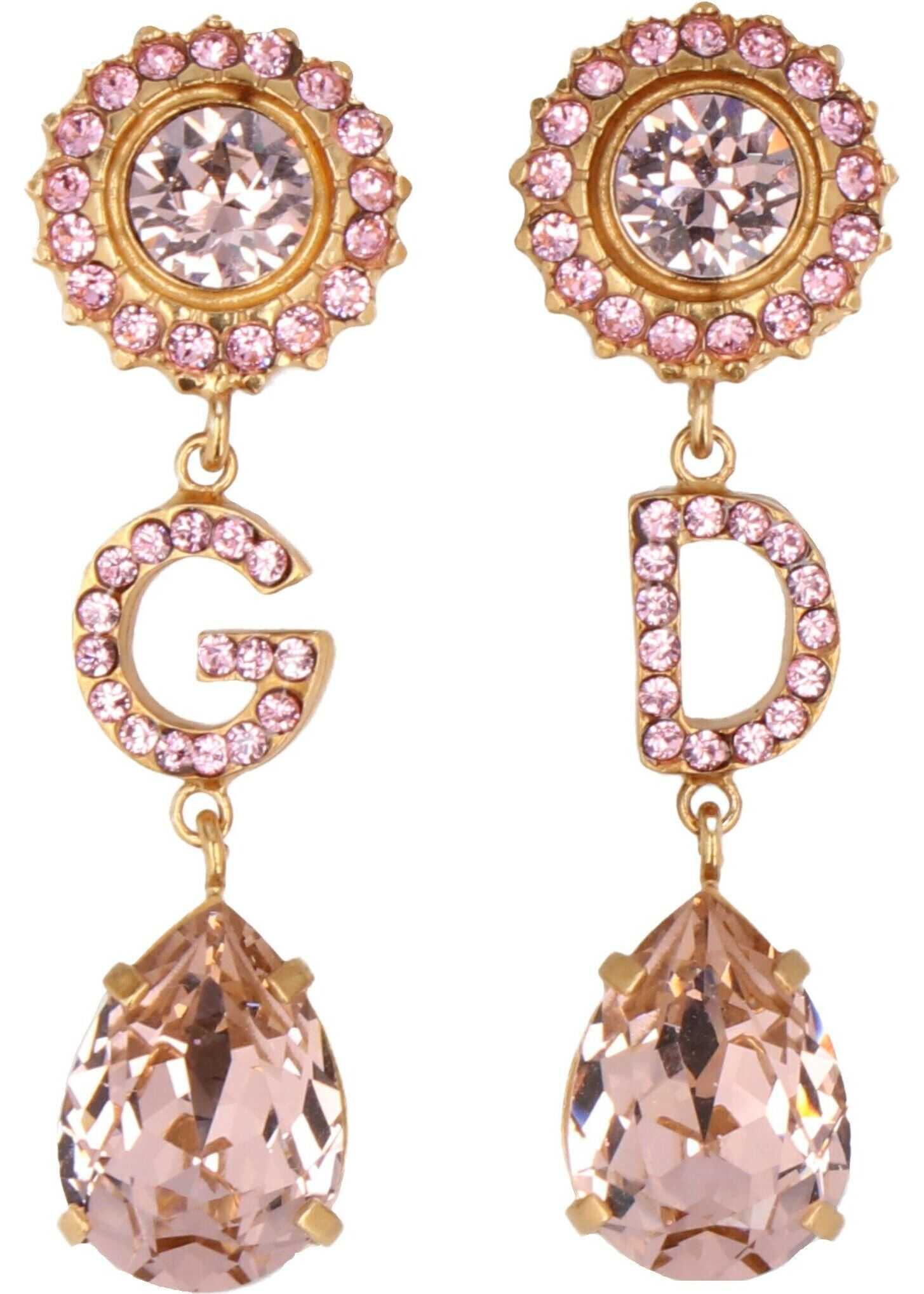 Dolce & Gabbana Metal Earrings GOLD
