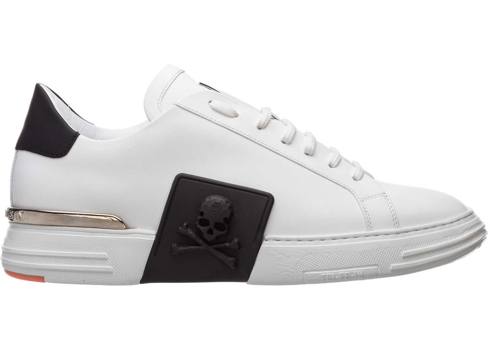 Philipp Plein Sneakers Phantom White