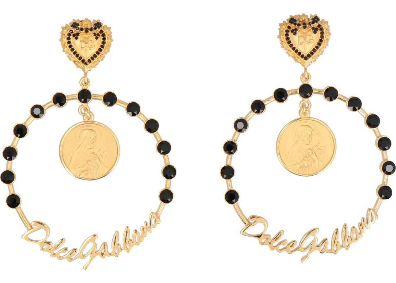 Dolce & Gabbana Metal Earrings MULTICOLOR