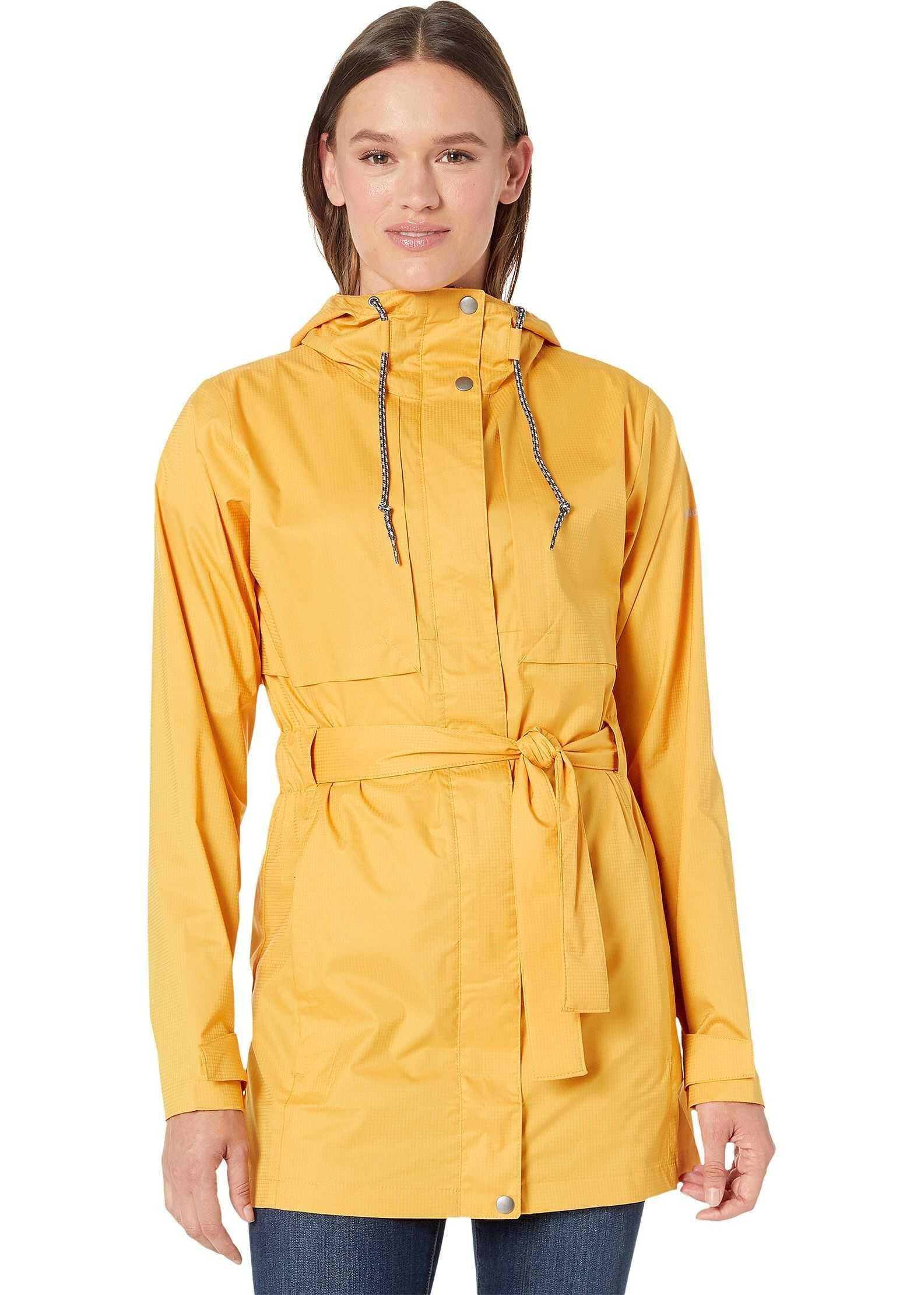 Columbia Pardon My Trench™ Rain Jacket Raw Honey