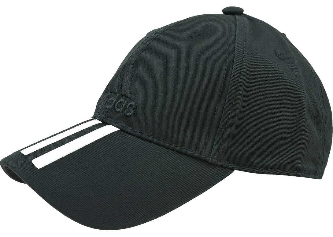 adidas 6P 3S Cap Black